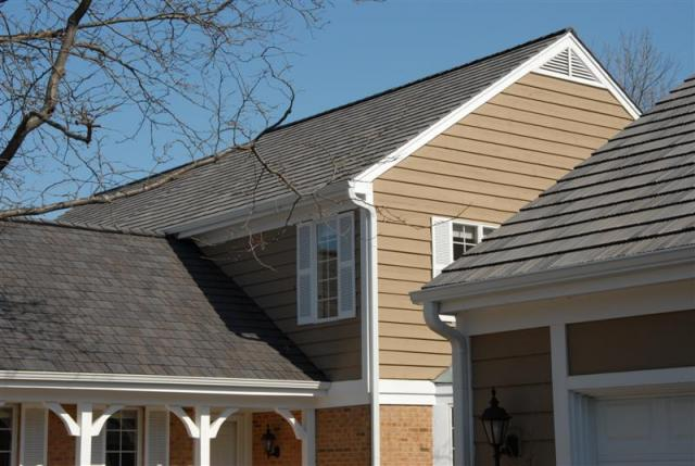 Davinci roofing featured project 32 individual homes by for Davinci roof