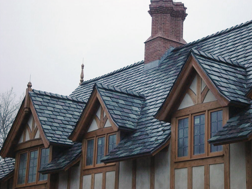 Greenstone Slate Roofing A B Edward Enterprises Inc
